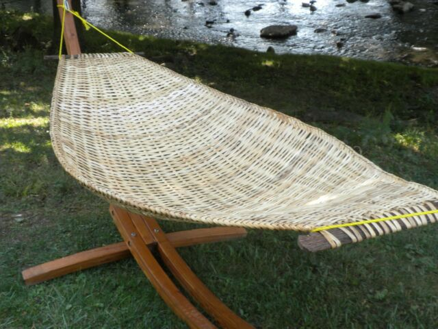 rattan hammock   100  organic   made in philippines rattan hammock 100 organic made in philippines   ebay  rh   ebay