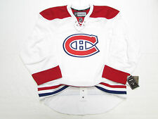 MONTREAL CANADIENS AUTHENTIC NEW AWAY REEBOK EDGE 2.0 7287 HOCKEY JERSEY
