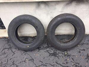 P155/80R13 Excellent Condition Tires