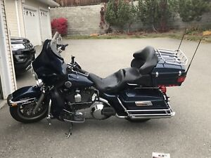 04 Harley Davidson Electra Glide Ultra Classic Touring