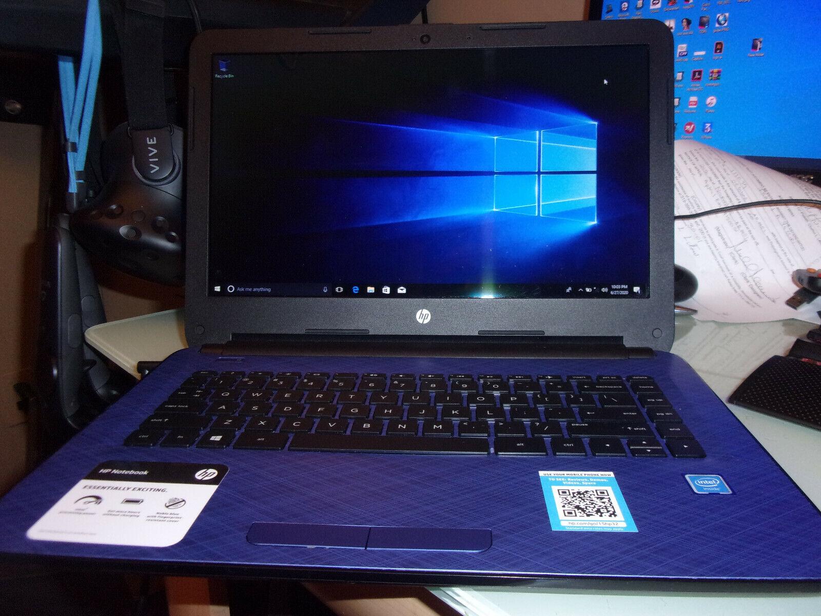 Laptop Windows - HP RTL8188EE Laptop windows 10 pro 2GB Ram