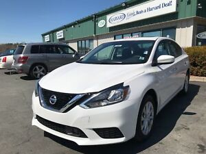 2018 Nissan Sentra 1.8 SV Moon Roof