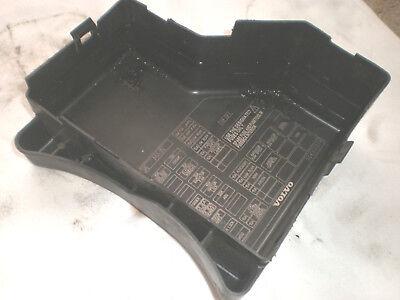 Fuse Box cover lid engine bay,Volvo V40  S40 1.9 TDI.2000-2004. No-30623378.
