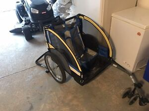 Bell Bike trailer / jogging stroller