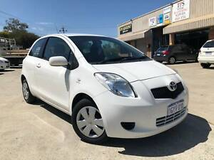 2007 TOYOTA YARIS YR *MANUAL* LOW KMS* 15 MONTHS FREE WARRANTY Bayswater Bayswater Area Preview