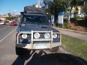 Mitsubishi Pajero 1989 IS NOW WRECKING! Gladesville Ryde Area Preview