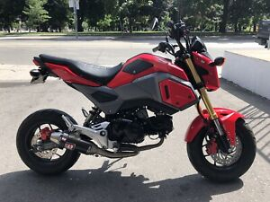 Honda Grom | New & Used Motorcycles for Sale in Toronto (GTA