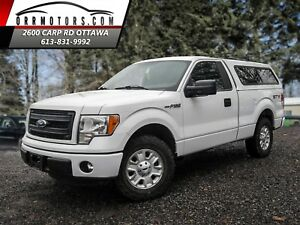 2013 Ford F-150 STX 6.5-ft. Bed 2WD