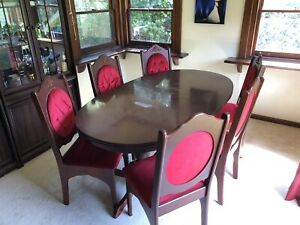 Antique style dining set