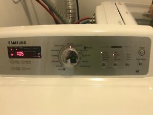 Samsung dryer in great condition.