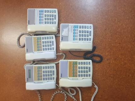 Omni commander phone system