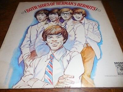 'Both Sides Of Herman's Hermits LP from 1966 in