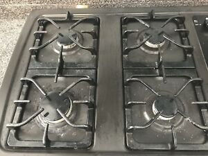 IKEA 4 burner gas range