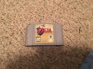 N64 legend of Zelda 30$ - FIRM
