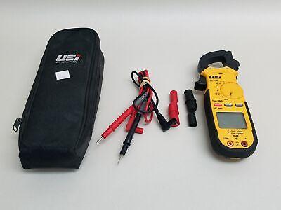 Uei Dl479 True Rms Hvacr Clamp Meter Ac 600 Amp
