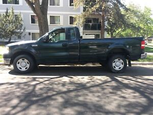 2005 Ford F-150 XL Extended Cab Long Box Pickup truck