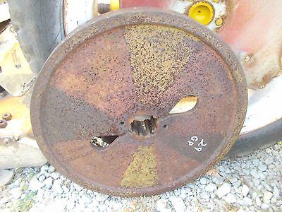 1929 John Deere Gp Standard Tractor Jd Main Engine Crank Crankshaft Flywheel