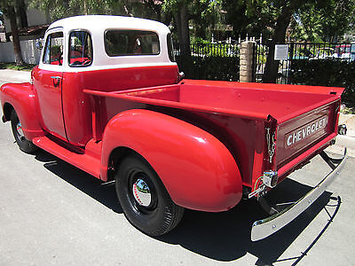 1952 chevy 3100 pickup deluxe 5 window cab all original for 1952 chevy pickup 5 window