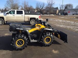 2014 Can Am - 650 XMR Outlander