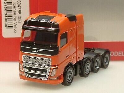 "Herpa 309257-1:87: Volvo FH GL Tieflade-Sattelzug /""P.Adams/"" - NEU B OVP"
