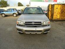 NISSAN PATHFINDER R50 WAGON 1999 WRECKING VEHICLE S/N V6823 Campbelltown Campbelltown Area Preview