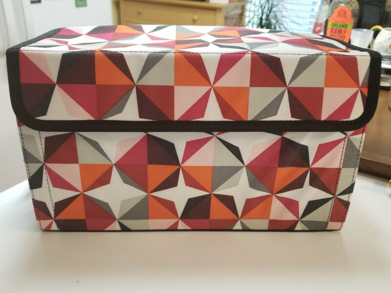 Thirty One 31 Get Creative Case In Origami Pop - NEW!