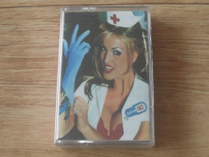 Blink 182 Enema Of The State KOREA Cassette tape NEW OOP punk