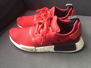 NMD Geometric Red R1 size 9.5