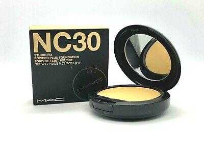 Mac Studio Fix Powder Plus Foundation ~ NC30 ~ .52 oz BNIB for sale  Shipping to India