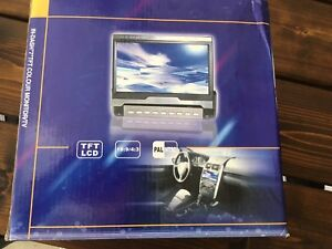 Car Screen with DVD Deck