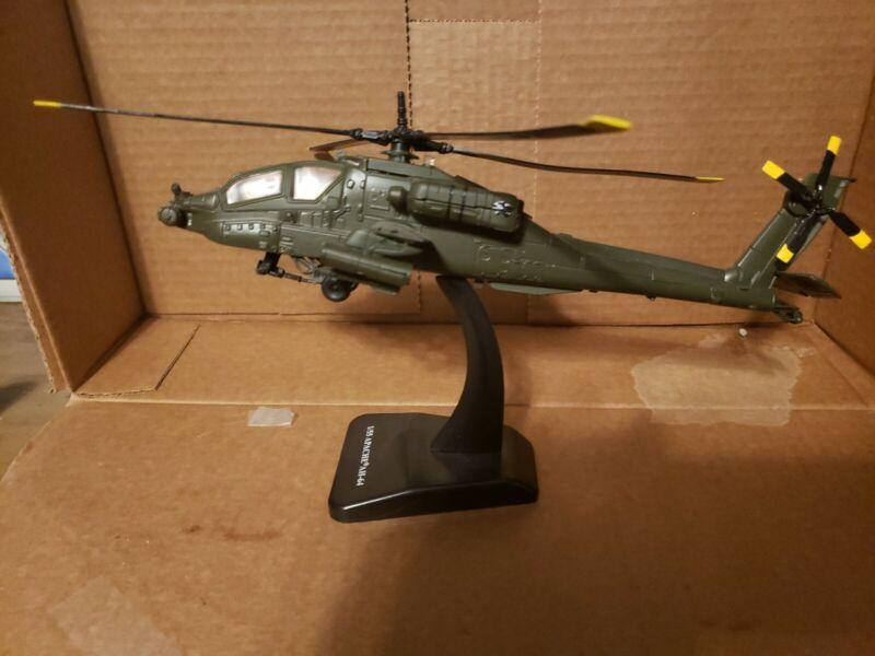 Military Apache Chopper Model