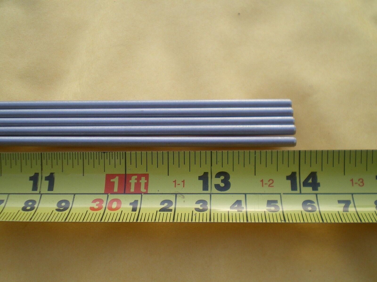 1 Pc. Length 17-4PH Stainless Steel Round Rod.156 Diameter x 3 Ft