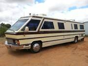 APOLLO SCEPTRE Motorhome LHD project,or swap dual cab light truck Munno Para Playford Area Preview