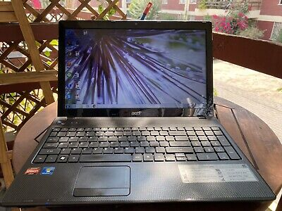 Acer Aspire 5552 15.6in. (500GB, AMD Phenom II X4, 4GB) LED Notebook/Laptop