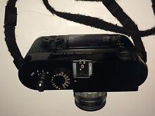 Leica M9 + 50mm Leitz Lens Haymarket Inner Sydney Preview