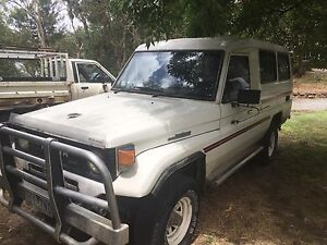 Toyota LandCruiser Troopcarrier Beaconsfield Cardinia Area Preview