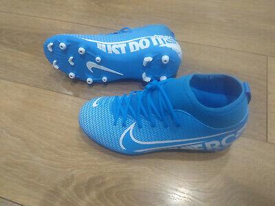 Nike Junior Superfly 7 Academy FG / MG Sock Football Boots Size 5