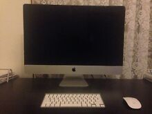 Apple iMac 27 inch Athelstone Campbelltown Area Preview