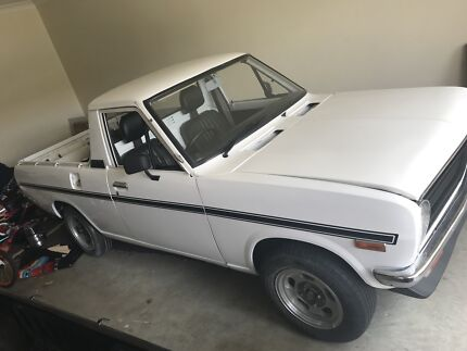 Datsun 1200 Ute Forest Lake Brisbane South West Preview