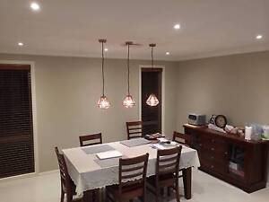 Quality dining table (solid wood) at affordable price Kellyville Ridge Blacktown Area Preview