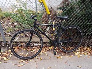 For Sale - Haro Projekt Single Speed Bike -Matte Black