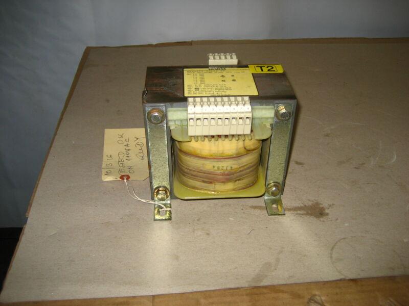 Industrial Transformer (T2)