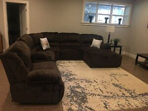 Large Sectional from Ashley