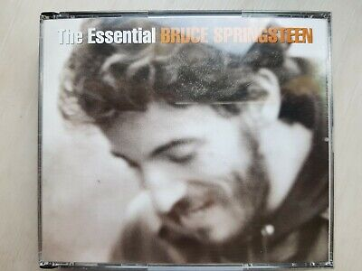 BRUCE SPRINGSTEEN The Essential, 3 CD /Best Of/2003/42