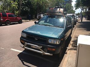 1997 Nissan Pathfinder Wagon Perth Perth City Area Preview