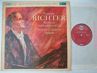 Beethoven Sonata No.23 Appassionata No.12 Funeral March Sviatoslav Richter 2119