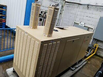 Generac Commercial Generator 440v 3 Phase 130000 Kw Output