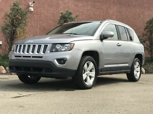 2016 Jeep Compass High Altitude 4x4 Leather + Sunroof High Altit