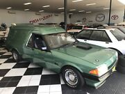 1982 FORD FALCON XE S PACK WINDOWLESS PANELVAN 351 CLEVELAND Currimundi Caloundra Area Preview