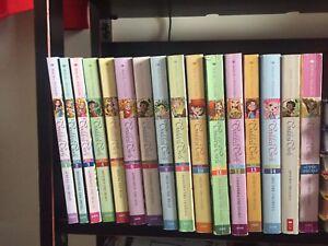 Goddess Girls book set